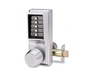 Commercial combination lock knob