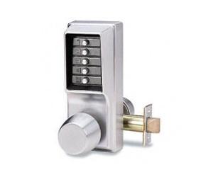 Commercial combination lock knob